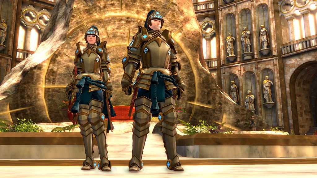 guild wars multiplayer online
